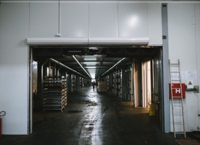New Jersey Cold Storage Warehouses